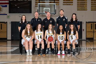 2018-19 Arapahoe Girls Basketball