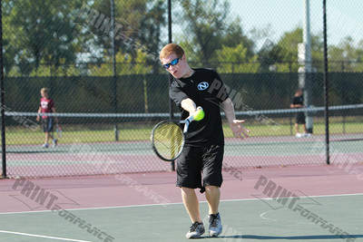NHS Tennis District 2011