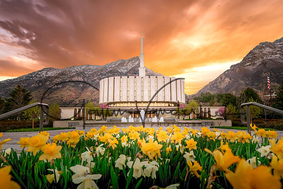 Provo Utah LDS Temple