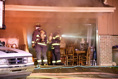 Sterne Parkway House Fire