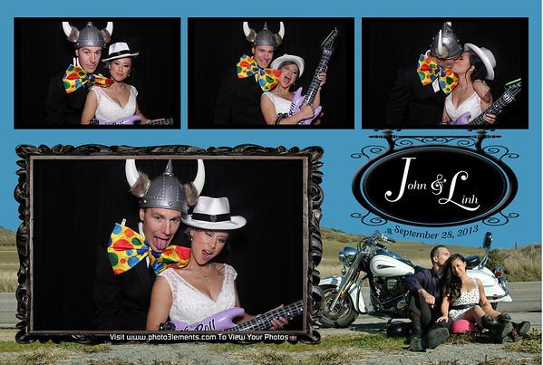 Linh & John's Wedding 9-28-13