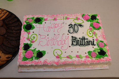 Brittani's Party