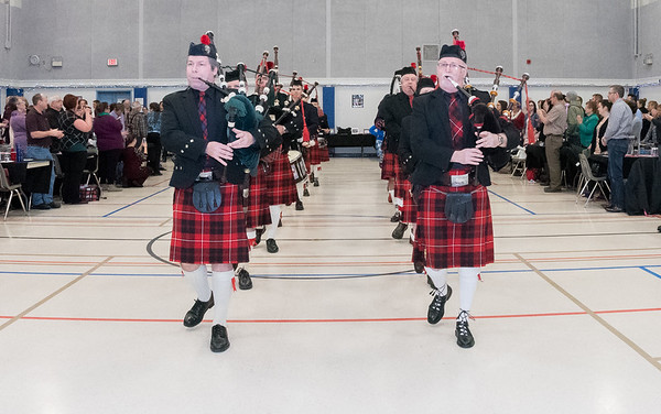 Robbie Burns Night-Battlefords Highland Dance Association