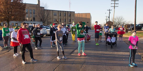 Running of the Elves 5K 2018