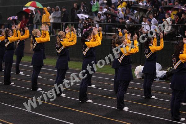 2009 08 28 Varsity Cheer at Rochester Adams