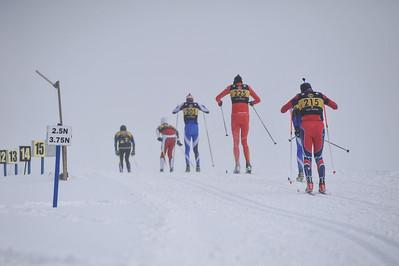 NorAm Duntroon Highlands Nordic Cl Sprints 10 Jan 15
