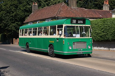 Alton Bus Rally & Running Day 2018