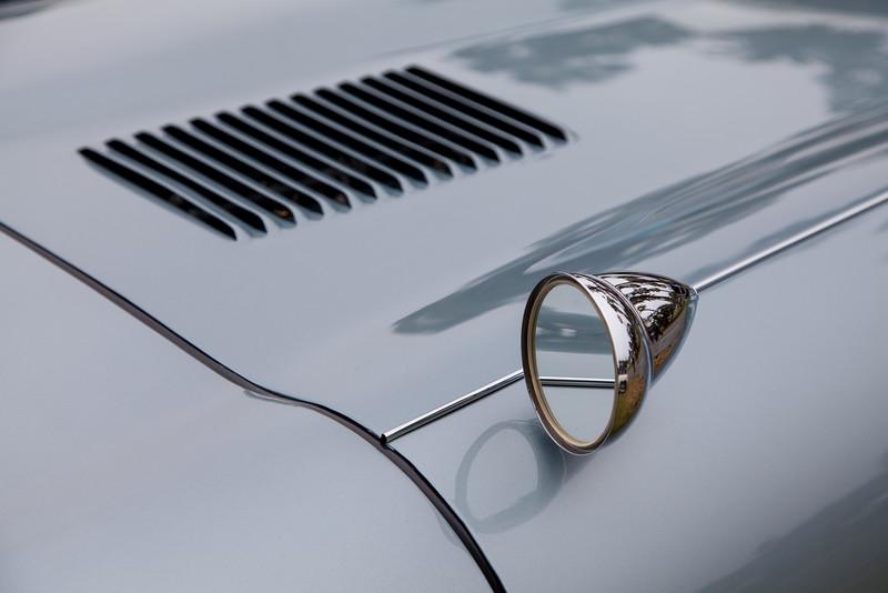 Stephen Russell's 1962 Jaguar XKE