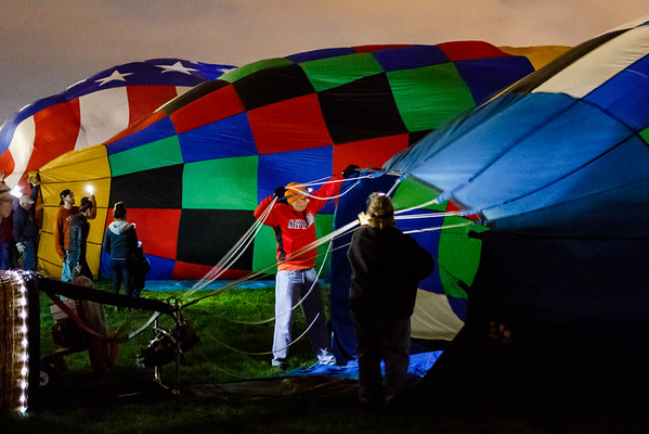 Albuquerque International Balloon Fiesta - Sun, Oct 4, 2015