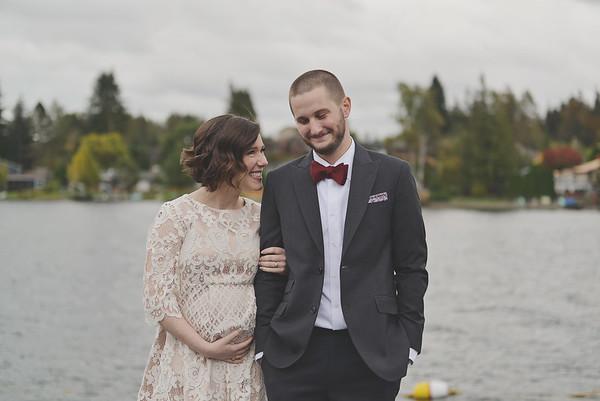 Gino Married Megan 2016