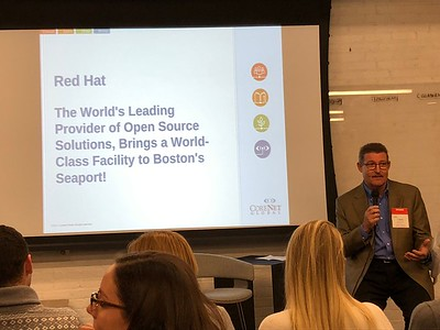 Red Hat Brings a World-Class Facility to Seaport!