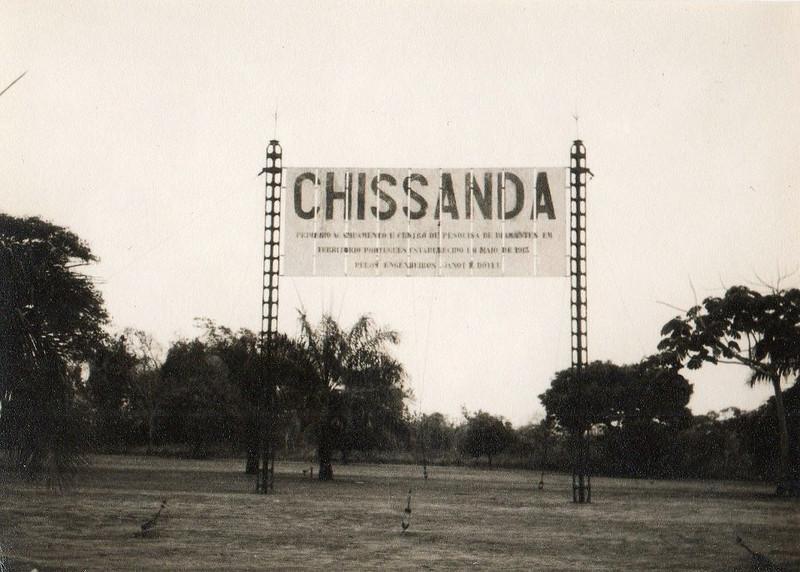 Chissanda - fronteira