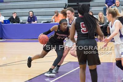 SHS Girls vs Fayetteville