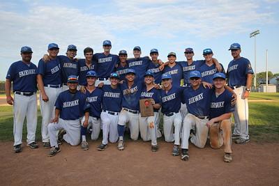 Varsity Legion Baseball MN vs PREP Finals