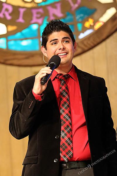 AMER-CMM 00019 Heritage Singers Miguel Verazas sings at a church performance by Peter J Mancus.JPG