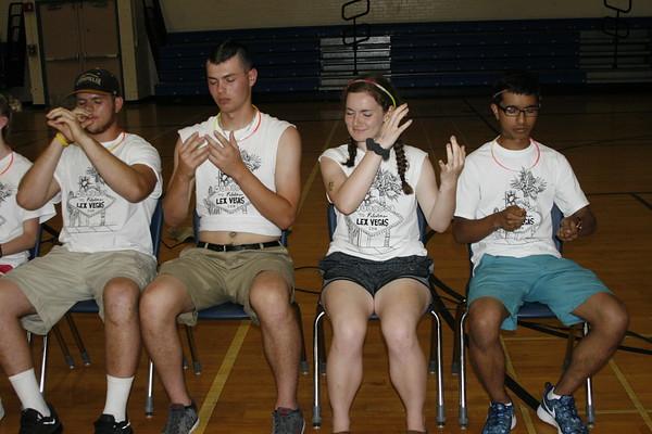 Lexington High School... June 5, 2016