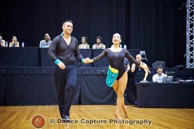 Amateur Salsa Freestyle Competition