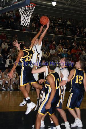 2007 JV Boys Basketball / Tiffin Columbian