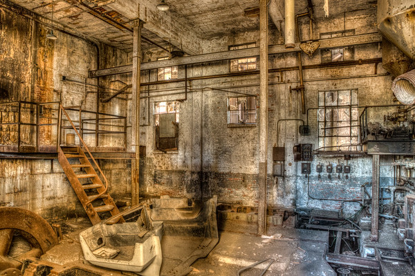 The forgotten industrial age