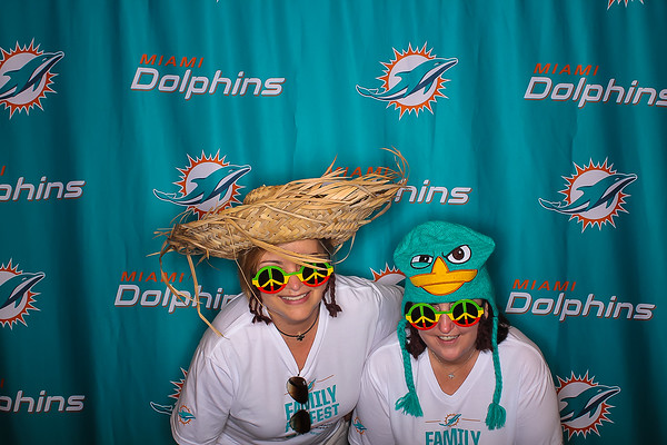 Miami Dolphins Family Fit Fest