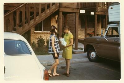 1970 Karen and Chris Findley
