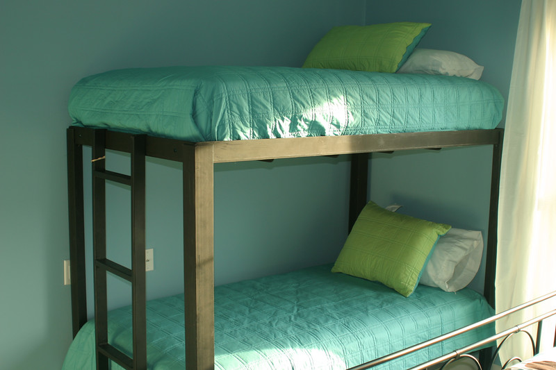 1st floor bedroom- bunks plus a king bed gulf view too