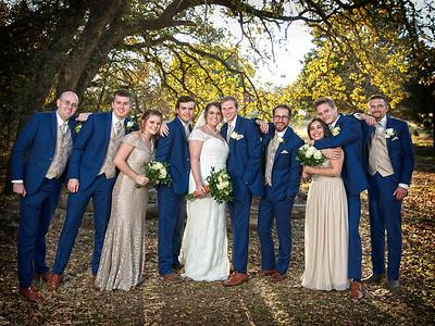 Jaydyn & Joe Wedding in Mansfield