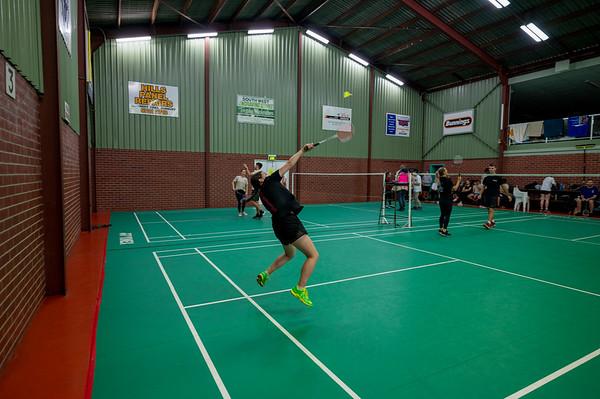 SUN AM - Badminton