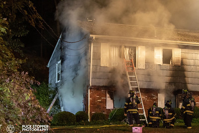 2 Alarm Dwelling Fire - 18 Brandon Dr, Mount Kisco, NY - 10/5/20