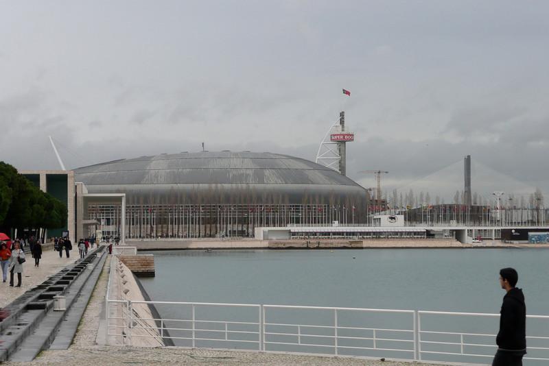 Pavilhão Atlántico. Parque das Nações, Lisbon