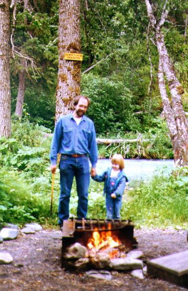 Dave & Alina, Ptarmigan Creek. AK, 1998, .jpg