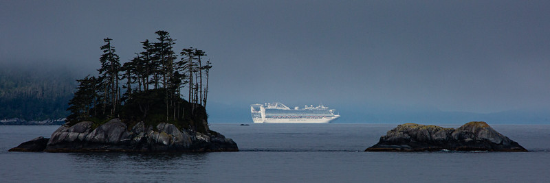 A Cruse Ship