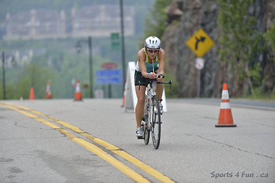 IronMan 703 - Cycling - Tremblant - June 2013