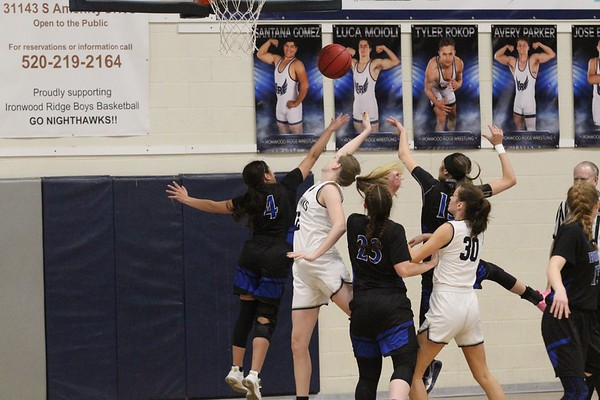 2020 girls basketball buena ironwood ridge