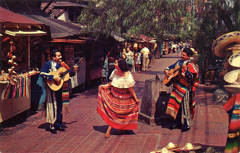 Olvera Street Music