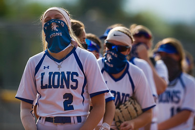 Photos: Lyons softball beats Strasburg 6-3