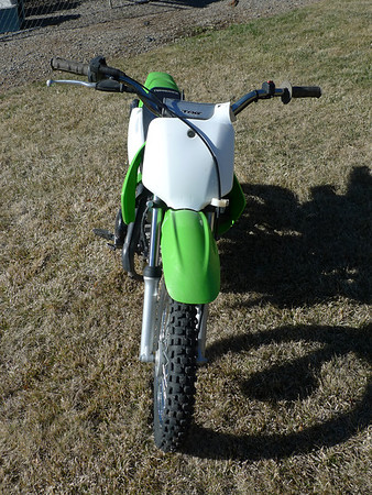 2003 KLX 110