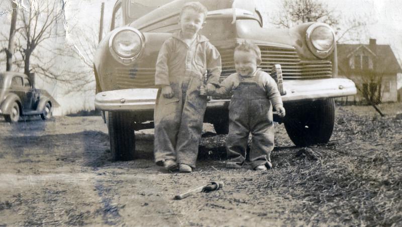 Vermont Avenue, 1946