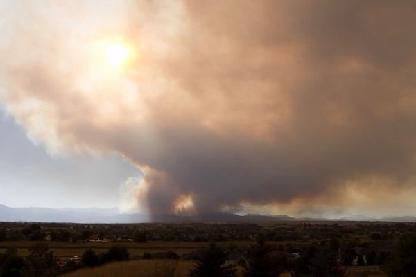 Boulder Canyon Fire
