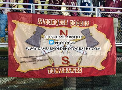 11/21/2015 - MIAA D1 Girls Soccer State Final - Algonquin vs Needham