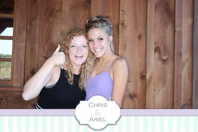 Chris + Ariel Wedding