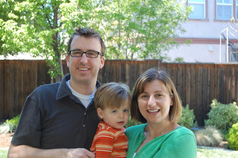 Easter Family Foto