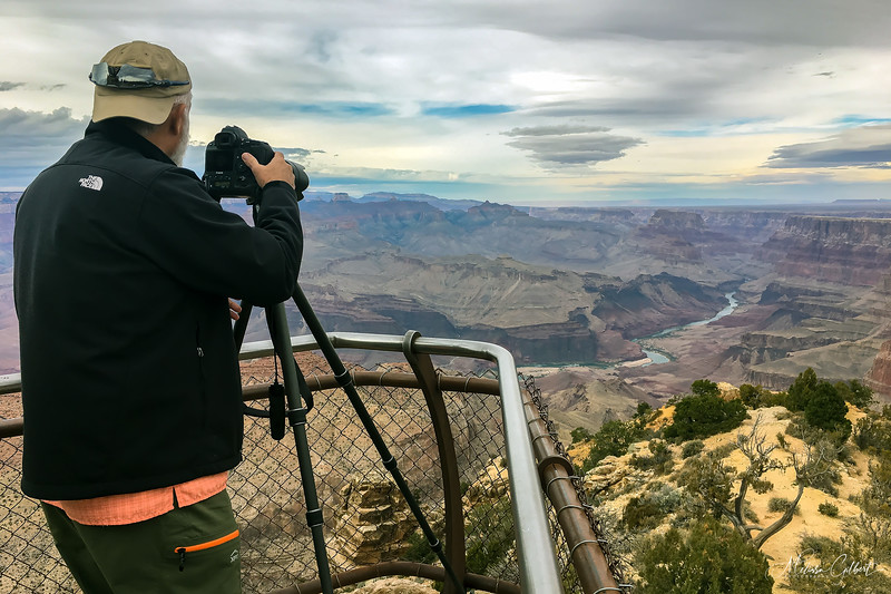 """Shooting the Colorado River in the Grand Canyon"""
