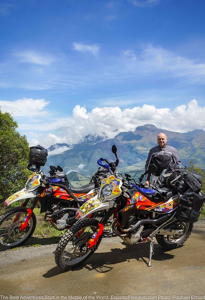 Offroad Ecuador Excursion Tour - November 2019