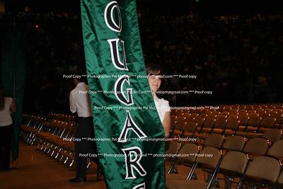 CHS Graduation 2011, stage exit