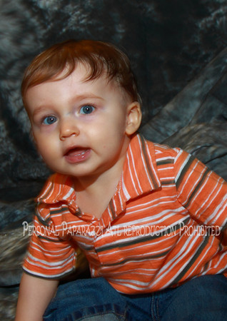 Coleman 1 Year Old Photo Shoot 2012