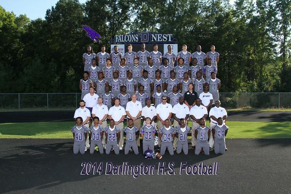 2014 Football Varsity