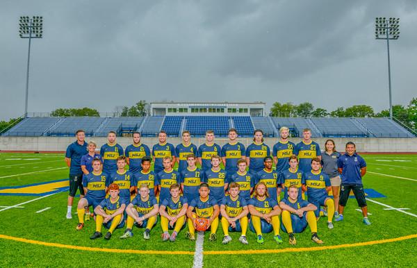 2018 Men's Soccer Roster