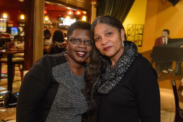 Trina & Bernice 55th Birthday Celebration 120515