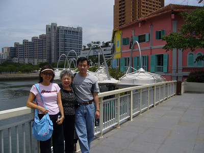 2006 visitors in Singapore